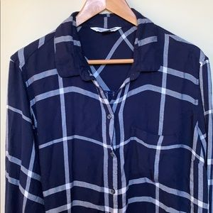**GOING TO GOODWILL MONDAY -- button up flannel